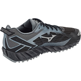 Mizuno Wave Ibuki 2 GTX Running Shoes Men black/quiet shade/dark shadow